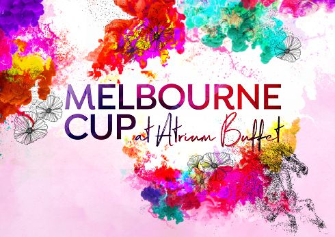Melbourne Cup Lunch at Atrium Buffet - Crown Perth