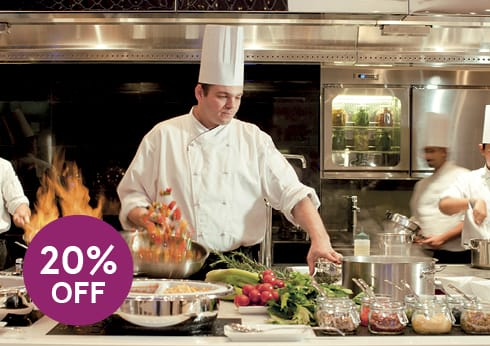 Crown Perth Restaurants Atrium Buffet 20% Off