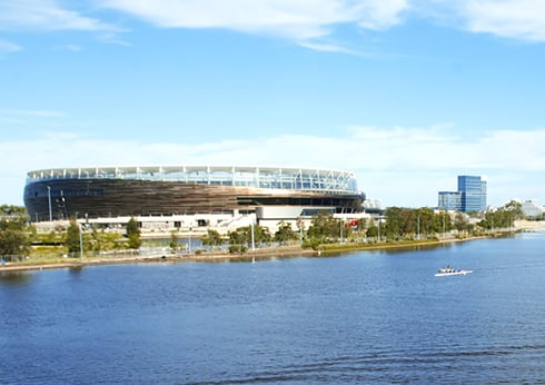 Optus Stadium Event Day Parking