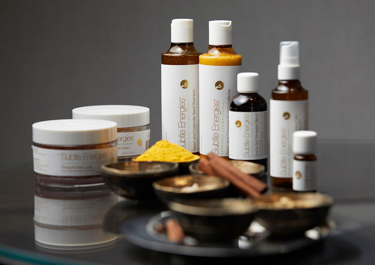 Subtle Energies Retail Offer at Crown Spa Perth