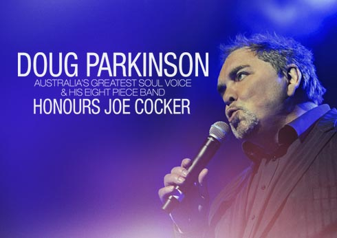 Doug Parkinson - Live Concert | Crown Perth
