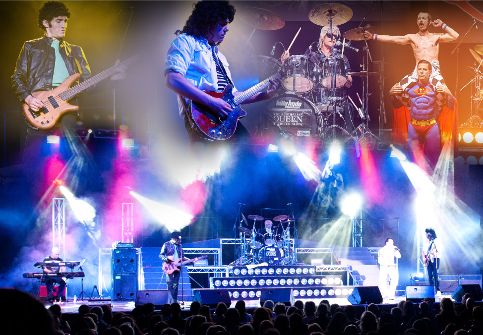 Queen Forever show at Crown Theatre Perth