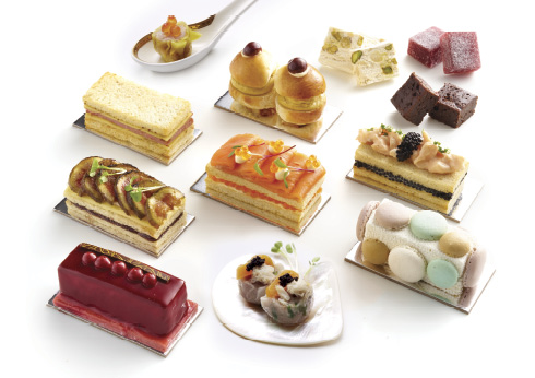 High Tea Sundays at Atrium Buffet