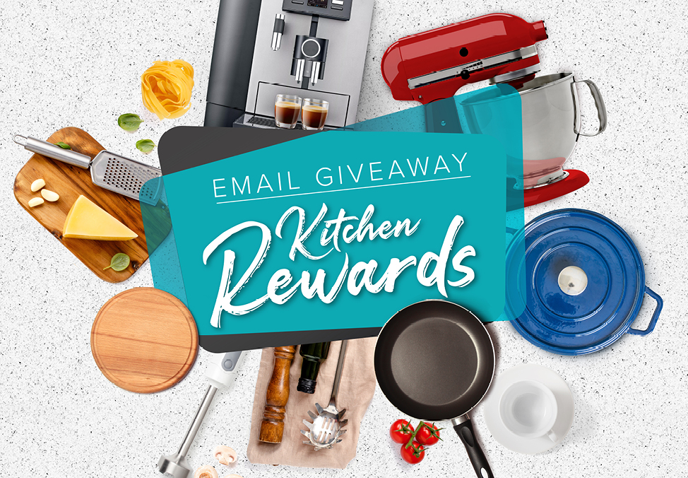crown rewards email giveaway
