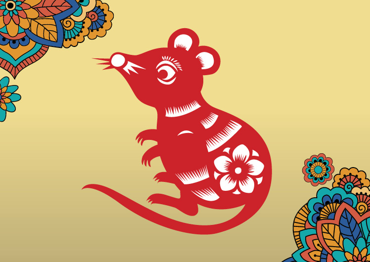 lunar new year at crown perth - year of the rat