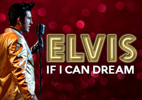 Elvis if I Can Dream - Crown Perth theatre