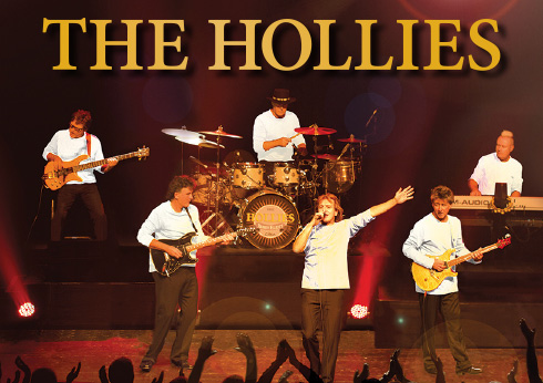 Crown Perth Entertainment Concerts The Hollies