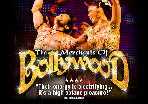 The Merchants of Bollywood at Crown Theatre Perth
