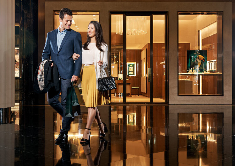 Earn Points by Shopping - Crown Rewards | Crown Perth