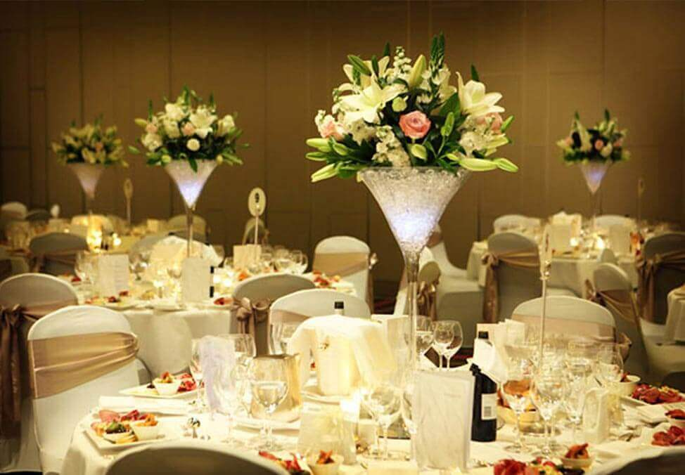 Perth EventsFunctions Venues GrandBallroom Table