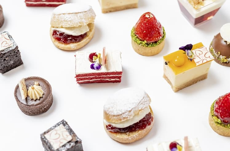 high tea at crown perth