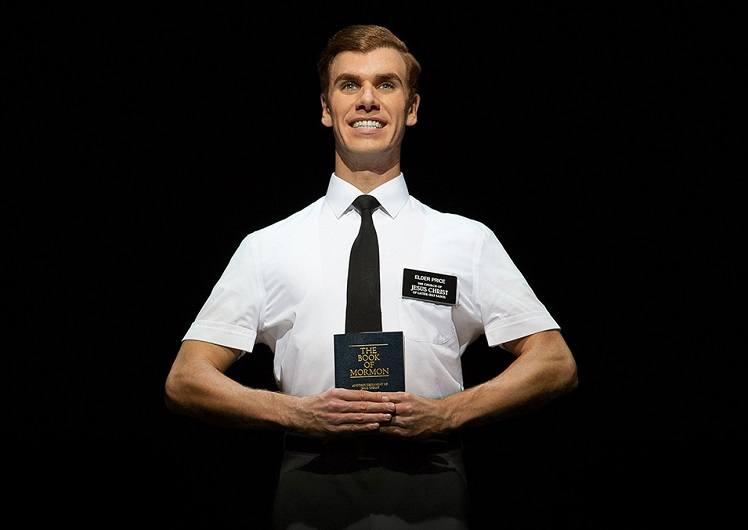 Elder Price from the Book of Mormon