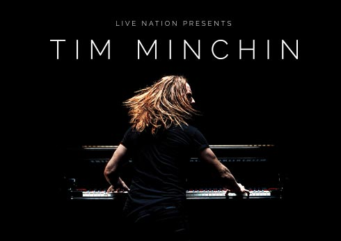 Crown Perth Tim Minchin - BACK
