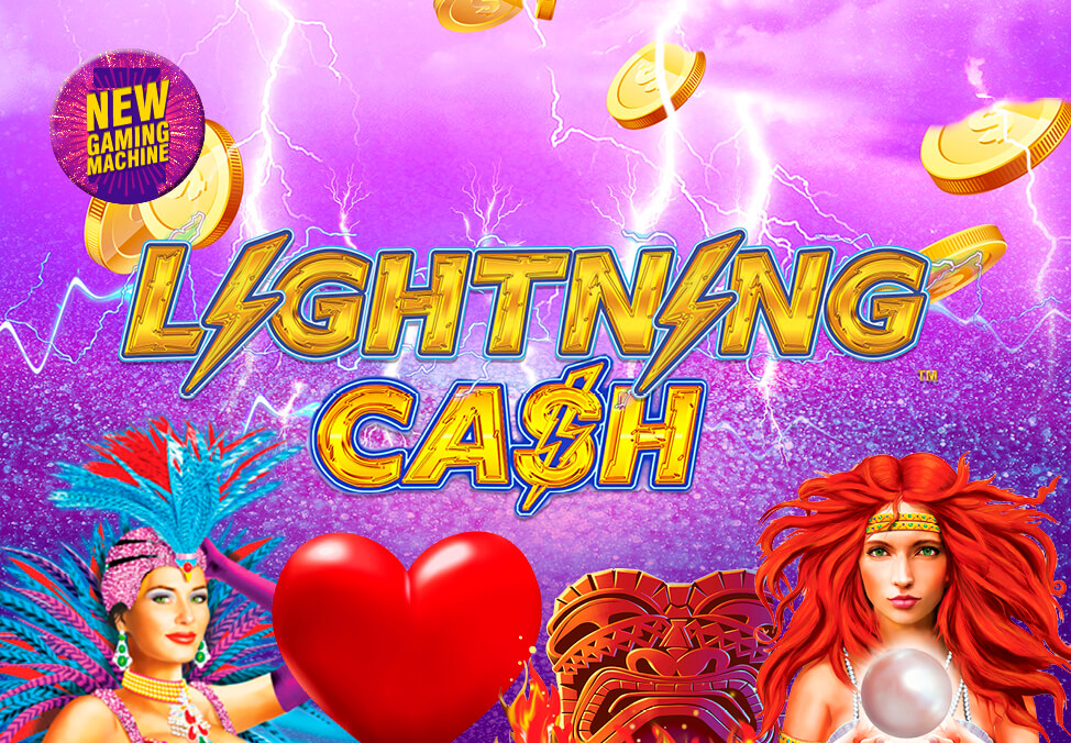 Crown Perth Casino Gaming Lightning Cash