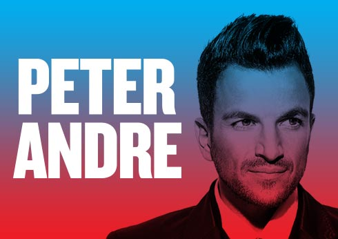 Crown Perth Entertainment Concerts Peter Andre