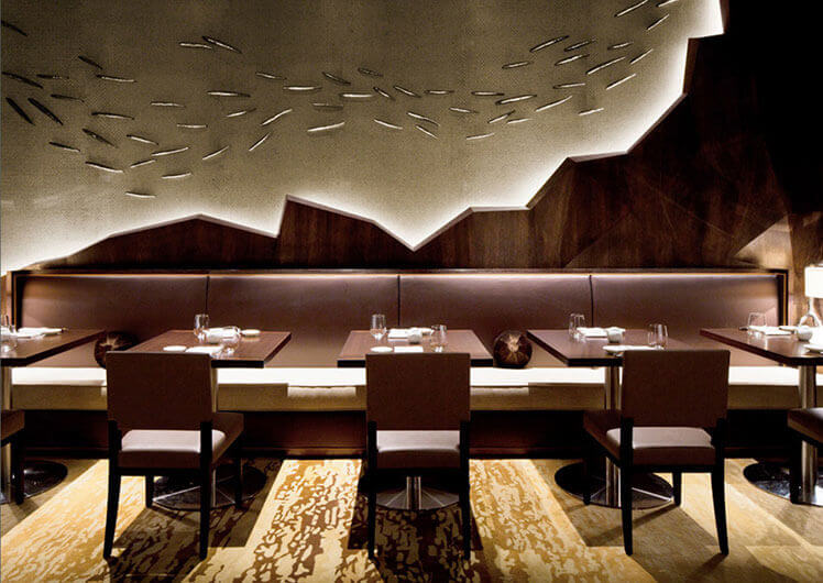 Crown Perth Restaurant Nobu Venue