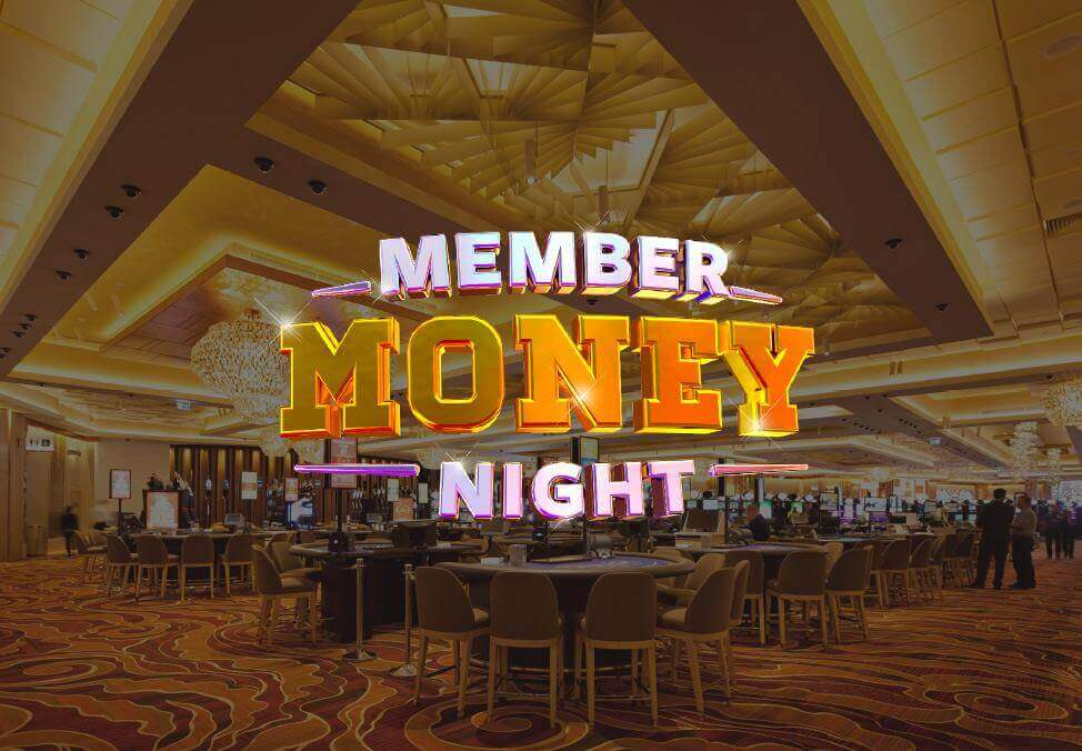 Crown Gaming Member Money Night Winner