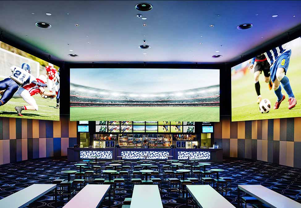 Crown Perth Crown Sports Bar QuadrantImage