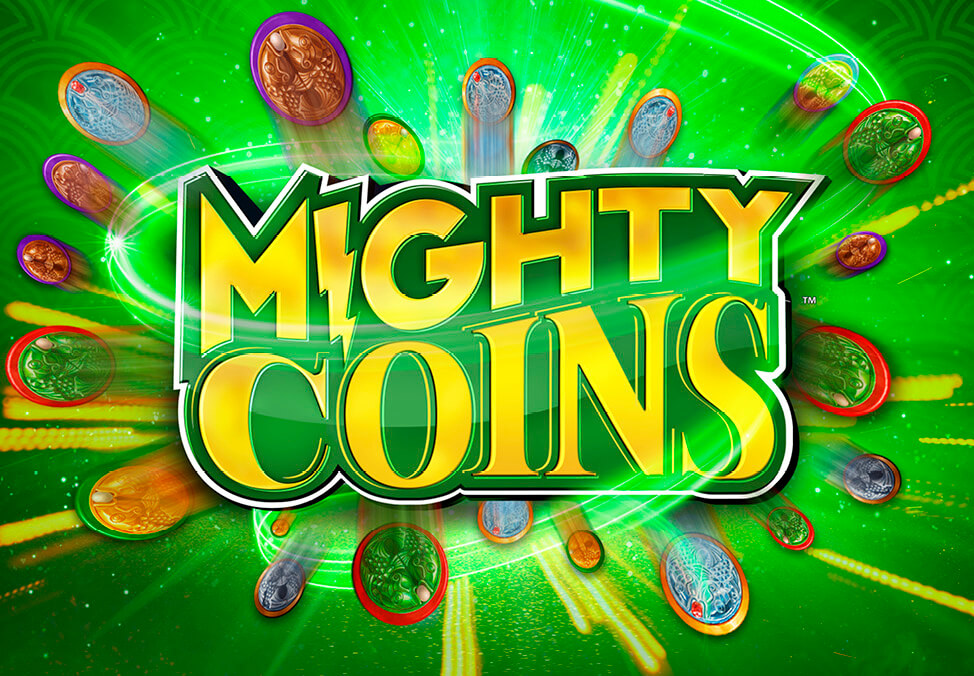 Mighty Coin gaming machine at crown