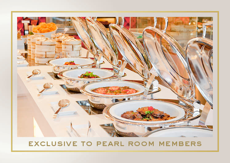 two for one atrium buffet offer