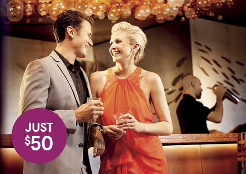 $50 Ultimate Lunch at Crown Perth