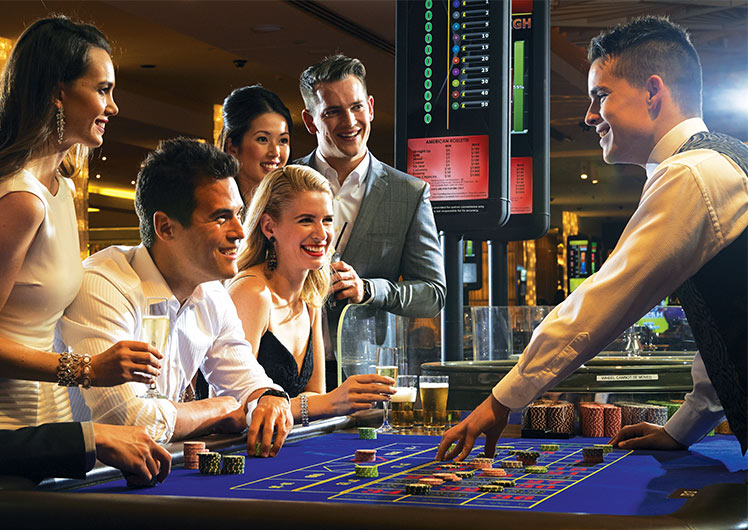 Earn Points in the Casino Floor - Crown Rewards | Crown Perth
