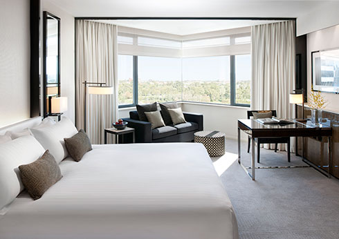 Perth Hotels CrownMetropol LuxeKing