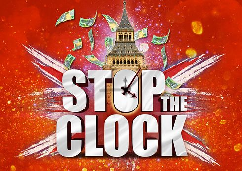 Stop The Clock MGF Casino Crown Perth