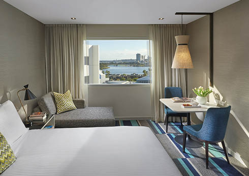 Escape to Crown Perth Hotel Special Metropol Towers Promenade