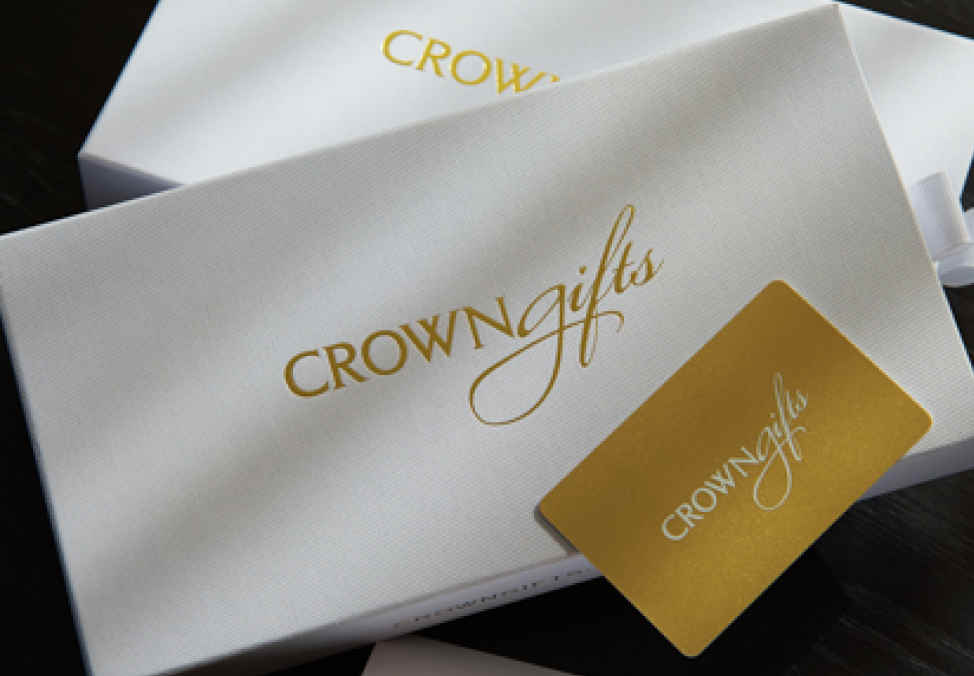 Your Christmas Wrapped Up - Crown Gifts Promotion at Crown Perth