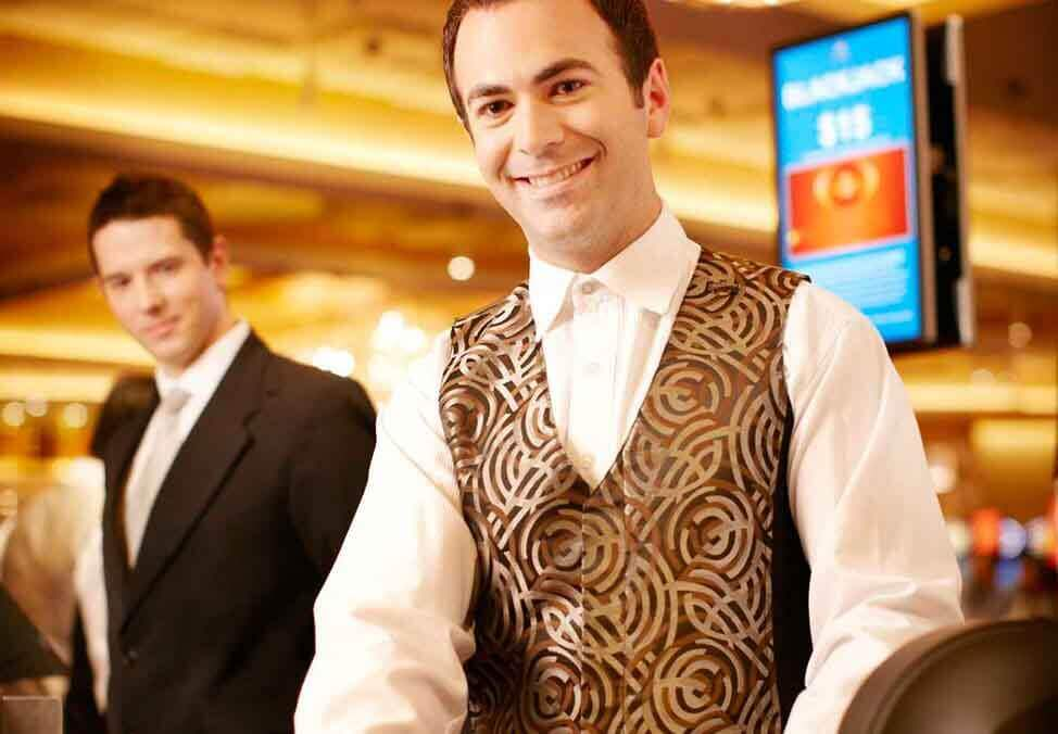 Perth Casino CasinoGames BlackJack Players
