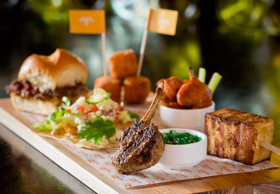 Dining with Kids - Fun for Families at Crown Perth