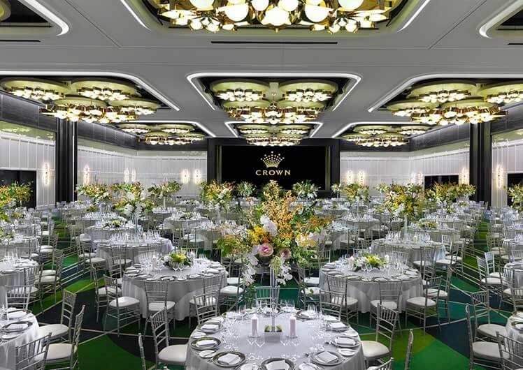 Wedding Venues Perth Crown Ballroom