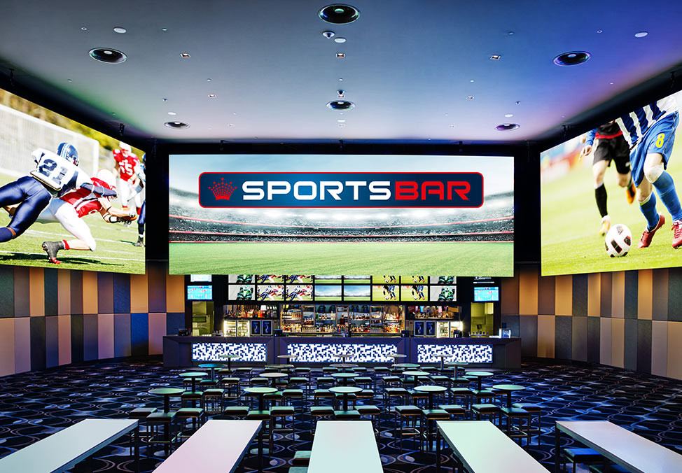 Crown Perth Crown Sports Bar AHA Special Offer Suite