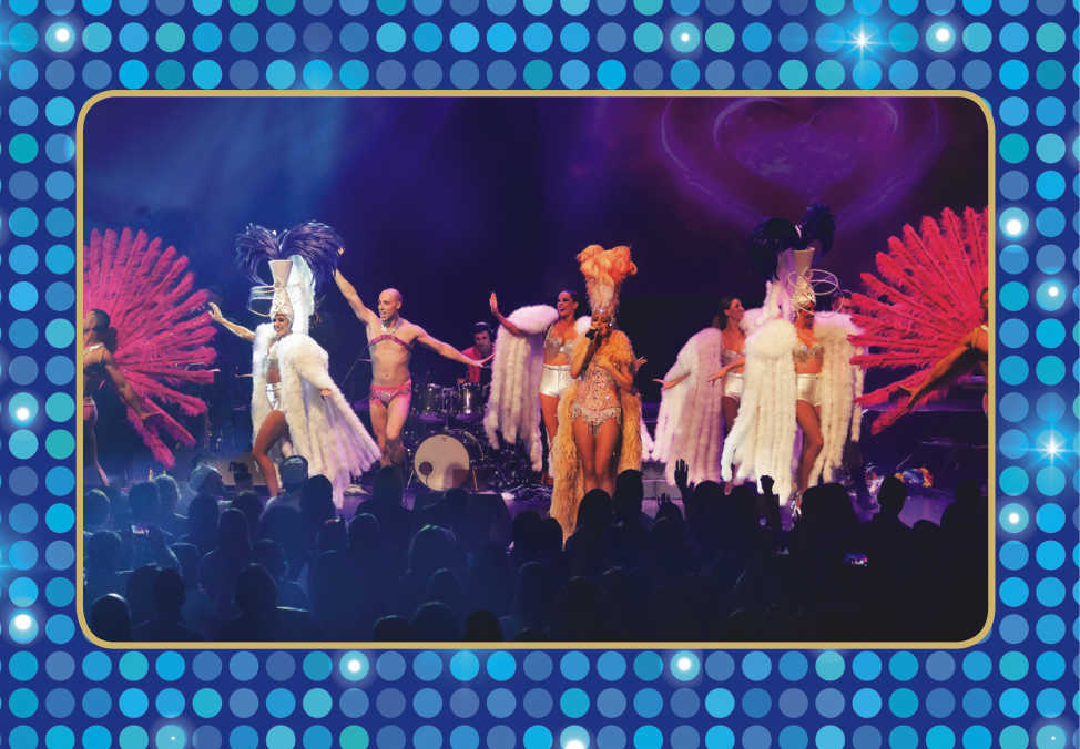 Crown Perth Entertainment Concerts 100% Kylie Greatest Hits Tour
