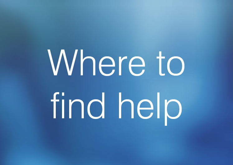 Where to find help - Responsible Gambling Crown Perth