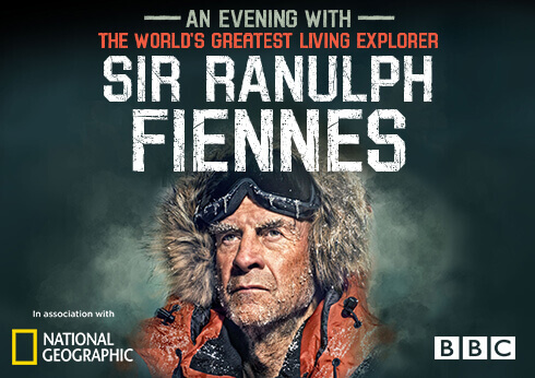 Crown Perth Theatre Sir Ranulph Fiennes