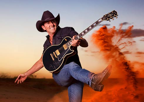 lee kernaghan at crown perth theatre country music australia