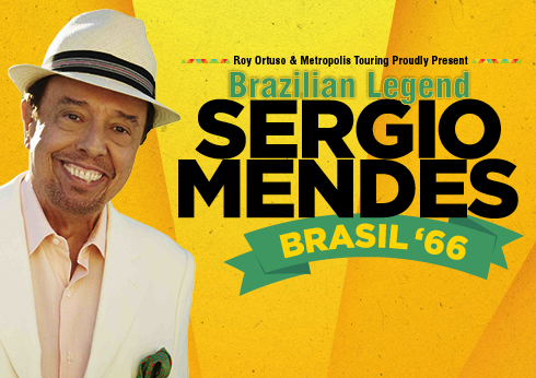 Sergio Mendes - Crown Perth