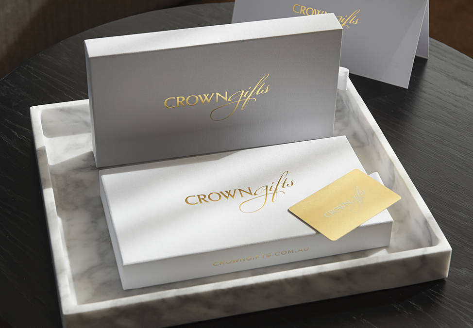 To Dad, with Love - Crown Gifts Father's Day Offer at Crown Perth