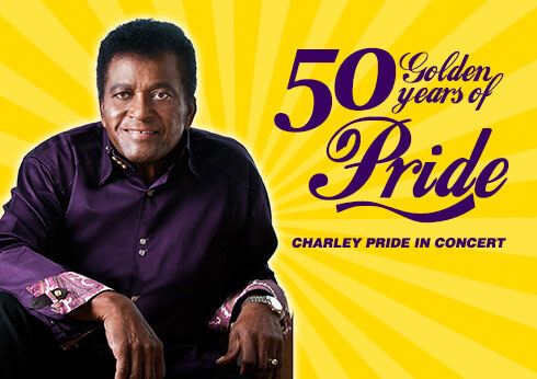 Charley Pride at Crown Theatre Perth