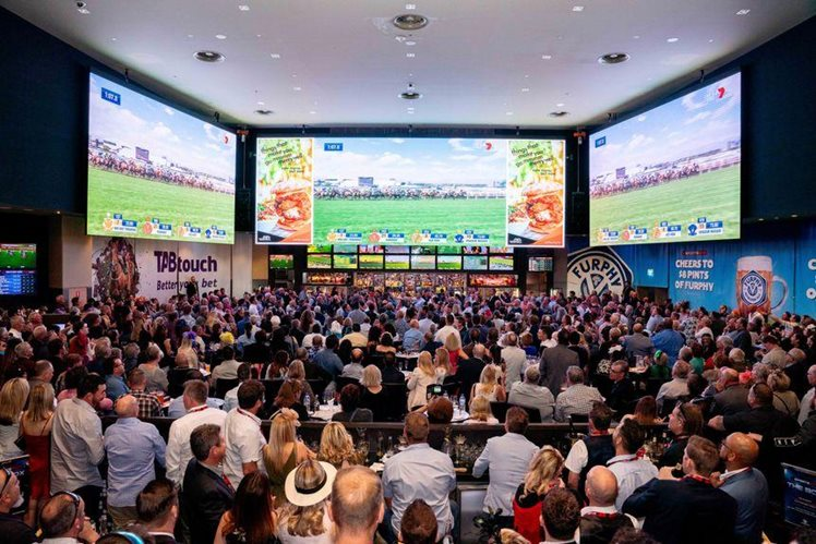 Melbourne cup 2018 at crown sports bar perth