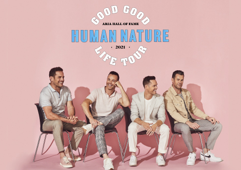 Human Nature Good Good Life Tour