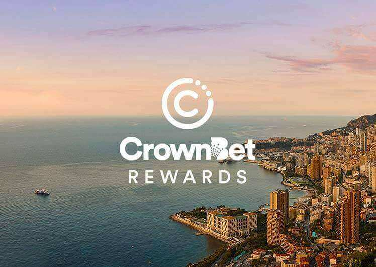 Earn Points by Wagering - Crown Rewards | Crown Perth