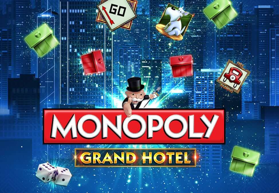 Crown Perth Monopoly Grand Hotel Gaming Machine