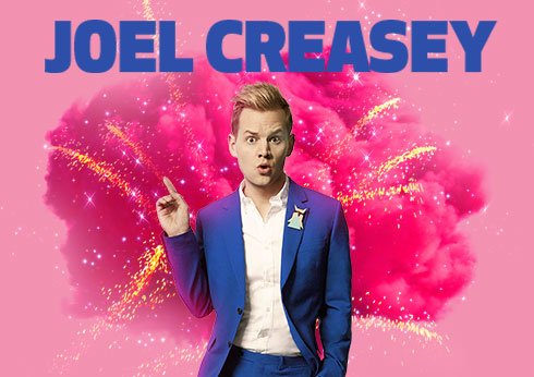 Joel Creasey at Crown Theatre