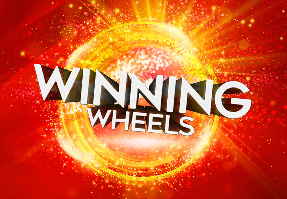 Crown Perth Winning Wheels Logo