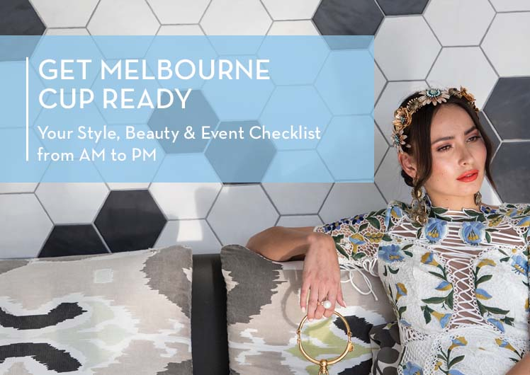 Melbourne Cup Style - Crown Perth