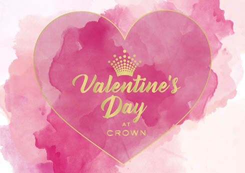 Valentine's Day at Crown - Crown Perth