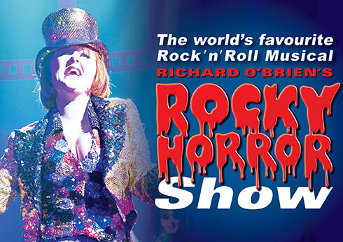 Richard O'Brien's Rocky Horror Show - Rock & Roll Musical at Crown Theatre Perth